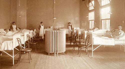 Oude ziekenhuis Gasthuisplaats